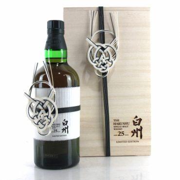 Hakushu 25 năm limited