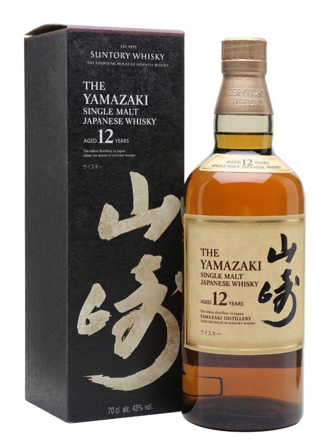 Yamazaki 12 năm